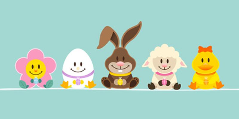Frohe Ostern allen Schäfchen!
