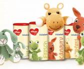Milupa Häkeltiere – jetzt auch in Deinem Kinderzimmer!
