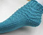 StriMiMi November * Socken stricken mit 2 Nadeln * eliZZZa's Easy Peasy Zweinadelsocken