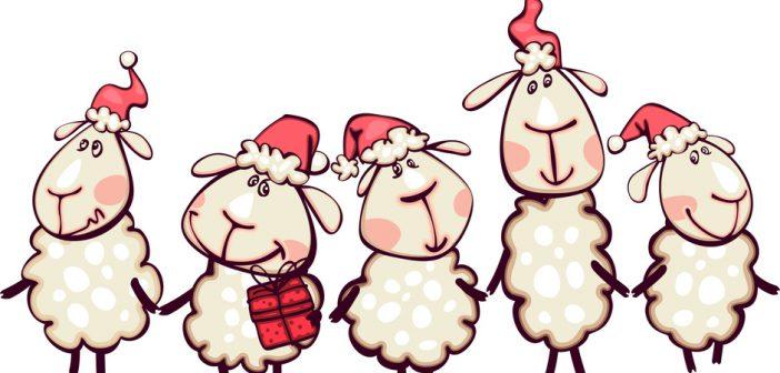 nadelspiel Adventskalender 2016 * 24. Dezember