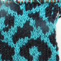 Fair Isle Stricken Revolution * Leopard Muster