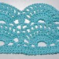 Crochet * Big Fan Stitch