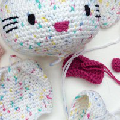 Hello Kitty Engel * Flügel