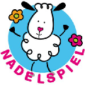 Nadelspiel Button