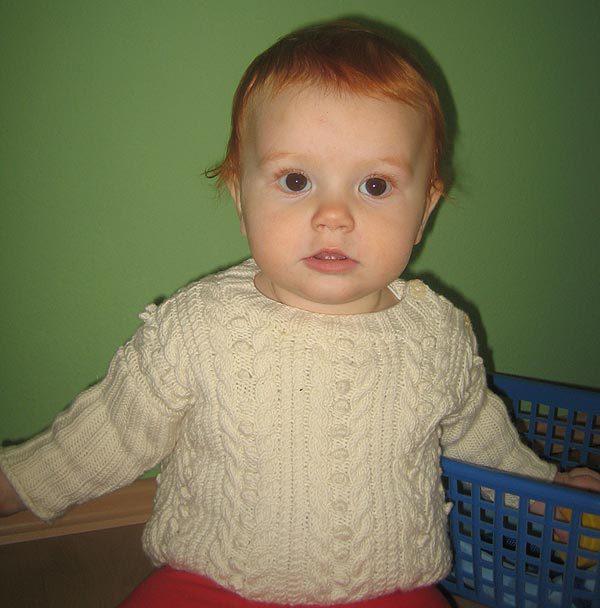 babypullover mit aranmuster stricken lernen h keln lernen mit elizzza socken stricken. Black Bedroom Furniture Sets. Home Design Ideas