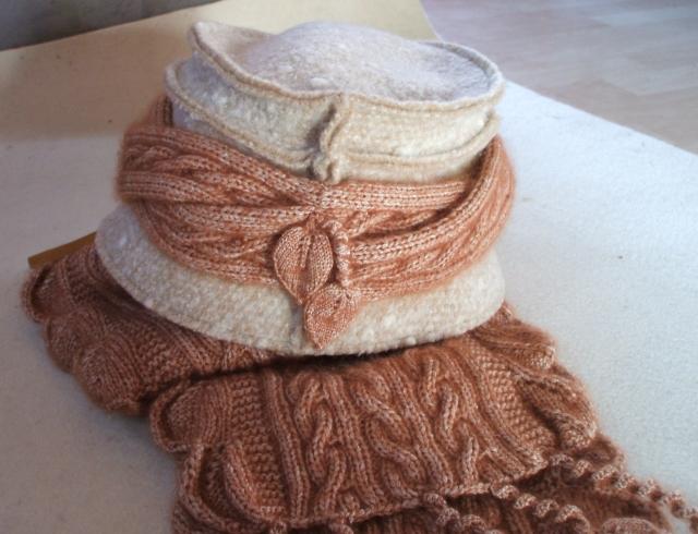Der Hut » Stricken und Häkeln mit eliZZZa
