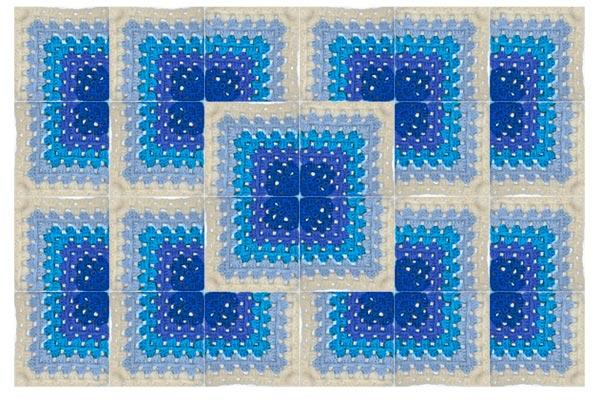 6 dezember granny square mixme stricken und h keln mit elizzza. Black Bedroom Furniture Sets. Home Design Ideas