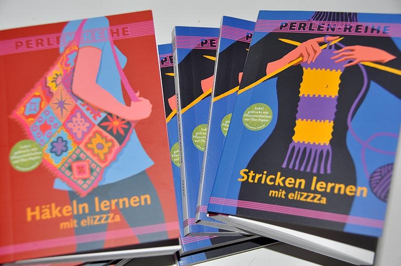 eliZZZa's Perlen-Reihe Taschenbücher